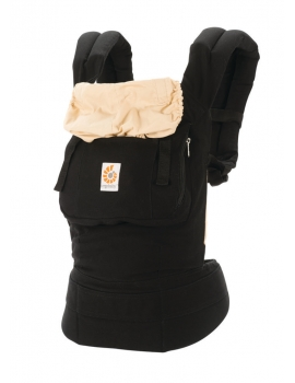 Ergobaby Original Carrier - Black/Camel